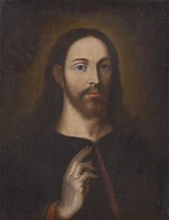 SPANISH SCHOOL FNS S XVIII Jesus Savior
