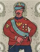 ENRICO BAJ - General