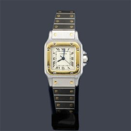 CARTIER Santos nº 090214091 for women with case and