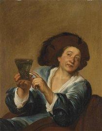 FOLLOWER OF JAN MIENSE MOLENAER Haarlem c. 1610 - 1668