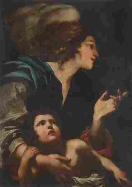 BALDASSARE FRANCESCHINI, IL VOLTERRANO Volterra 1611 -