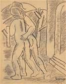ALFONSO SUCASAS  Adam and Eve