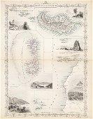 JOHN TALLIS - Islands in the Atlantic