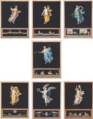 MICHELANGELO MAESTRI Rome 1741 - 1812