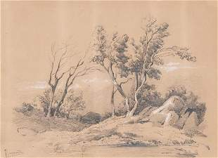 JOSÉ LUPIAÑEZ Y CARRASCO - Landscape