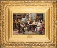 JOSÉ GALLEGOS ARNOSA Jerez de la Frontera, Cádiz 1857 -