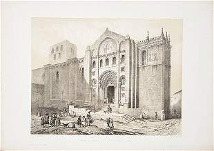 GENARO PEREZ VILLAAMIL - Cathedral of Zamora
