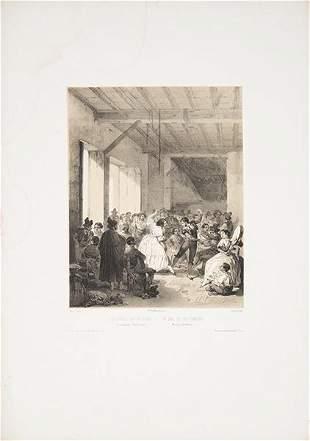 GENARO PEREZ VILLAAMIL - Andalusian customs A gypsy