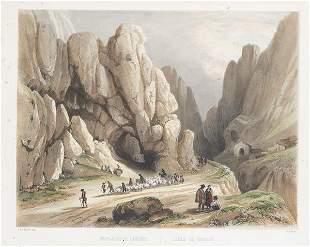 GENARO PEREZ VILLAAMIL - Pancorbo Gorge