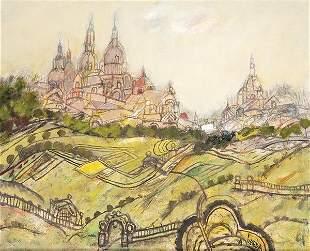 AGUSTIN ÚBEDA - The work of time