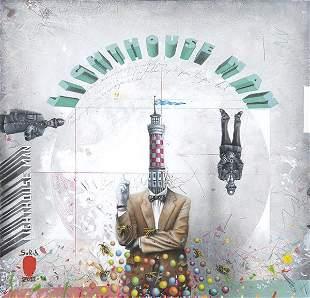 MARIO SORIA - Untitled. Lighthouse Man