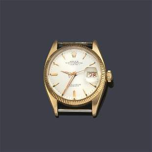 ROLEX Oyster Perpetual Datejust Officially Certified