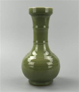 Chinese Longquan Celadon Vase1920th C