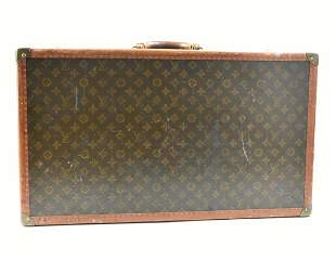A Louis Vuitton Suitcase