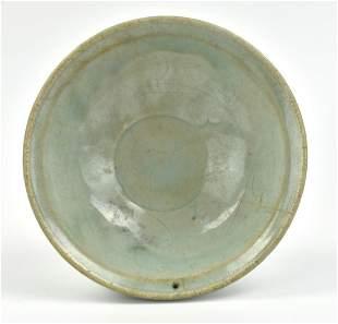 Chinese Qingbai Glazed Bowl, Yuan Dynasty