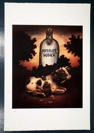 Fred STONEHOUSE, Absolut Statehood Wisconsin 358/400