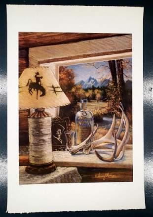 Nancy MADURA Absolut Statehood Wyoming 358400