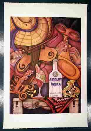 Gilberto GUZMAN Absolut Statehood New Mexico 358400