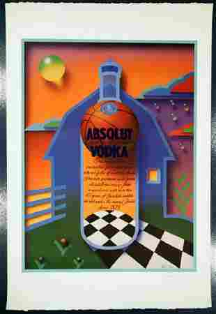 James Willie FAUST Absolut Statehood Indiana 358/400
