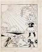 ANTONIO RUBINO, Biondinella e i grilli neri