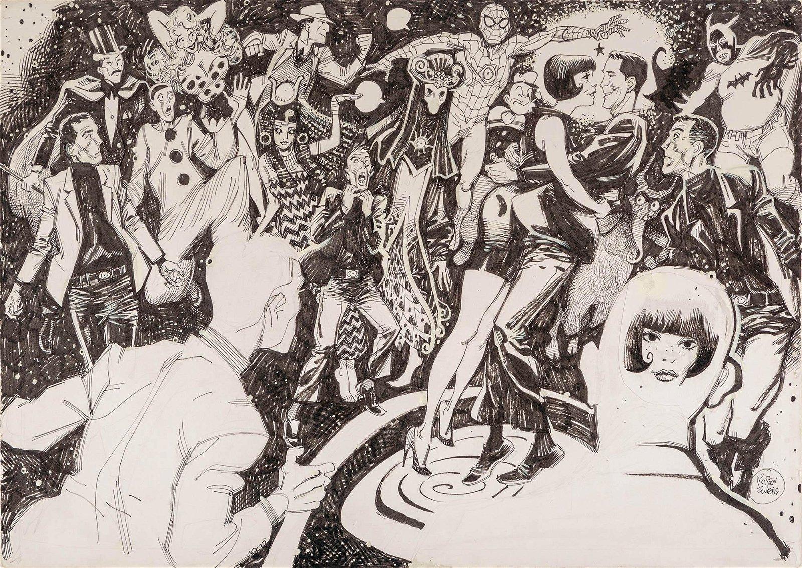 MAURIZIO ROSENZWEIG   (1970)   Viva Valentina