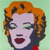ANDY WARHOL, Marilyn Monroe (Marilyn)