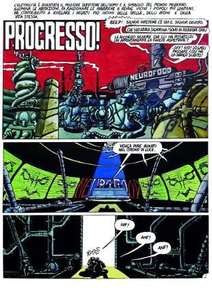 MASSIMO SEMERANO, Progresso!, page 1