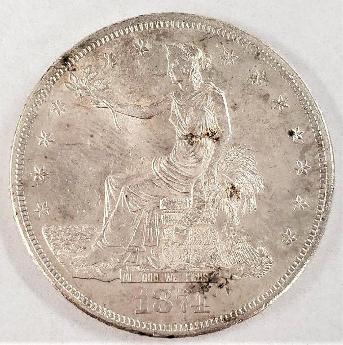 BARGAIN HUNTER SILVER DOLLARS AND GOLD!