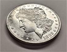 1882S MORGAN SILVER DOLLAR MS6465 PLDMPL