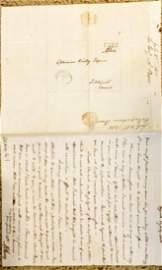 AARON BURR AS VICE PRESIDENT JULY 20, 1801
