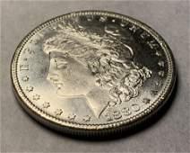 1880S 6566 PLDMPL MORGAN SILVER DOLLAR