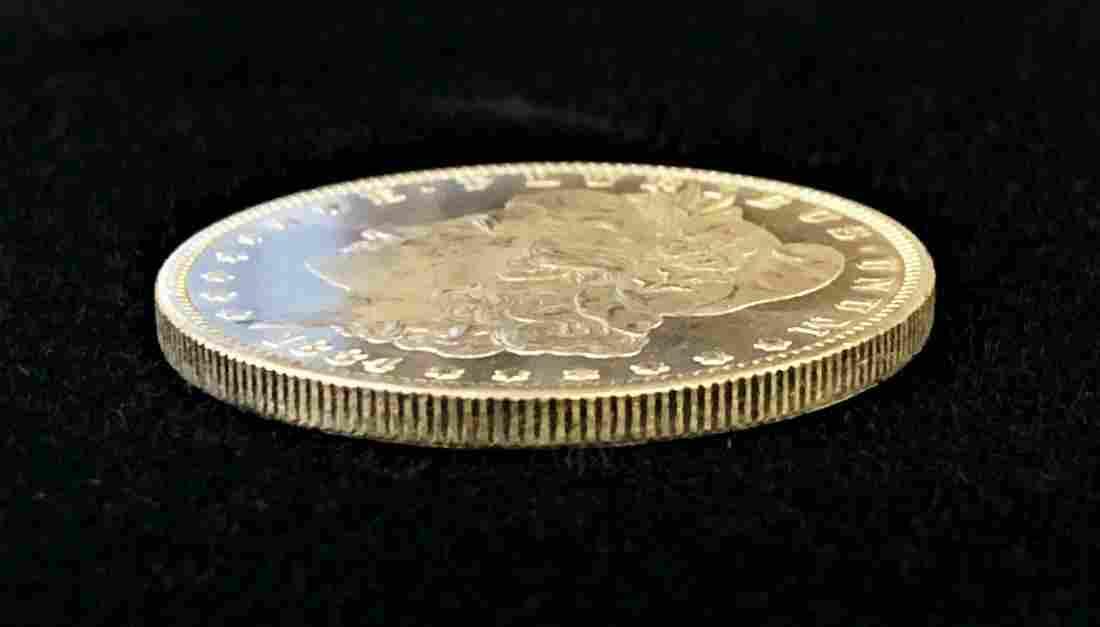 1884-O 65 PL PROOF-LIKE MORGAN SILVER DOLLAR