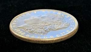 1885P 64 PL PROOFLIKE MORGAN SILVER DOLLAR