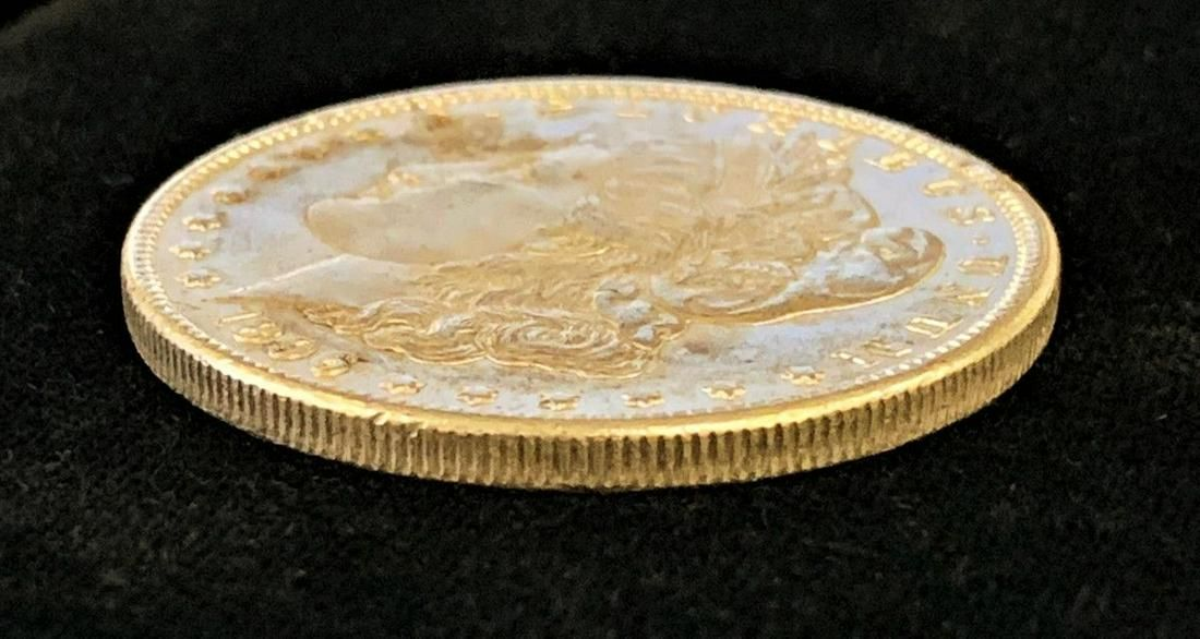 1896 MS62 PROOF-LIKE SILVER MORGAN