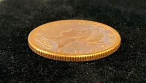 1894 MS63 PROOFLIKE 10 LIBERTY GOLD