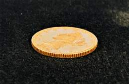 1886-P $5 LIBERTY GOLD MS63 PROOF-LIKE