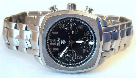 TAG HEUER MONZA CALIBRE 36 ANALOG WATCH