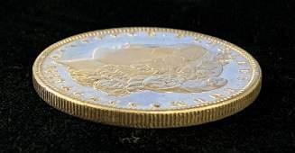 1897 MORGAN SILVER DOLLAR MS64 PLDMPL