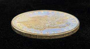 1879S MORGAN SILVER DOLLAR MS6465 PLDMPL