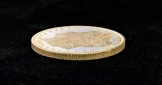 1884O 64 PL PROOFLIKE MORGAN SILVER DOLLAR