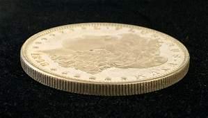 1896 MORGAN SILVER DOLLAR MS64 PLDMPL