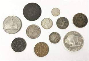 MISC RARE(?) COINS