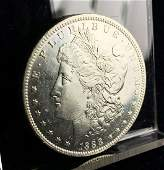 1888O SILVER DOLLAR MORGAN MS65 PLDMPL