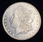 1891S MORGAN SILVER DOLLAR MS63