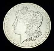 1899P Morgan Silver Dollar MS63