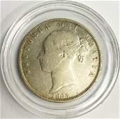 Super Rare 1883 Victoria