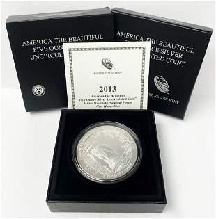 ATB 5oz Silver Collector Coin 2017 District of Columbia