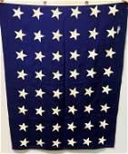 WWII 48 Star Union Jack Flag 3' X 4'