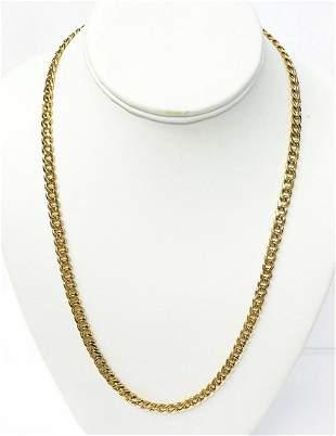 17.8 Gram 10 Karat Gold Necklace