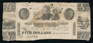 Rare Authentic Confederate Currency